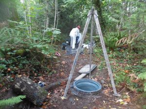 Remote Manhole Rehab